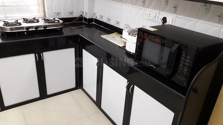 Kitchen Image of Boys And Girls PG in Andheri East
