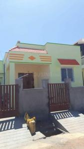 Gallery Cover Image of 1000 Sq.ft 1 BHK Independent House for buy in Mathampalayam for 900000