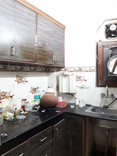 Kitchen Image of Tera PG in Ranjeet Nagar