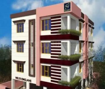 Gallery Cover Image of 832 Sq.ft 2 BHK Apartment for buy in Porur for 4576000