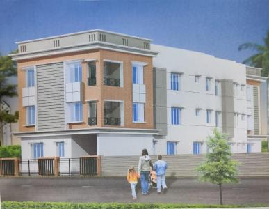 Gallery Cover Image of 1225 Sq.ft 3 BHK Apartment for buy in Garia for 5512500