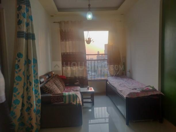 Living Room Image of 476 Sq.ft 1 BHK Apartment for buy in Lower Parel for 11800000