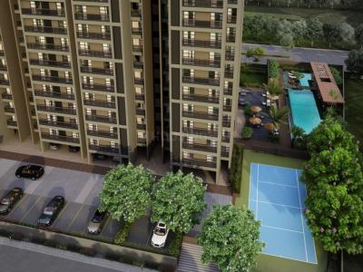 Gallery Cover Image of 1180 Sq.ft 2 BHK Apartment for buy in Goyal Orchid Greens, Kannuru for 7843000