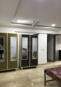 Living Room Image of Santosh PG in Andheri West
