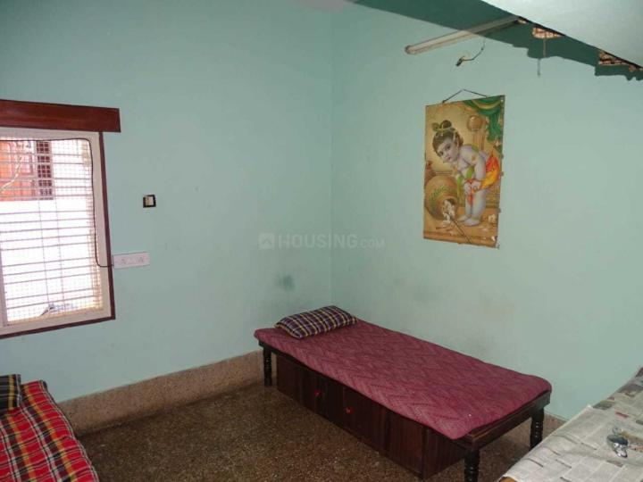 विजयनगर में ओंकार लेडिज पीजी में बेडरूम की तस्वीर