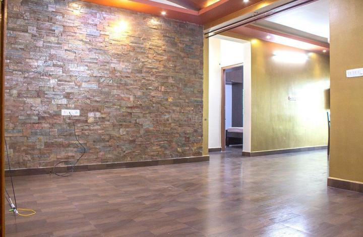 Living Room Image of 1200 Sq.ft 2 BHK Apartment for rent in Akshayanagar for 19000