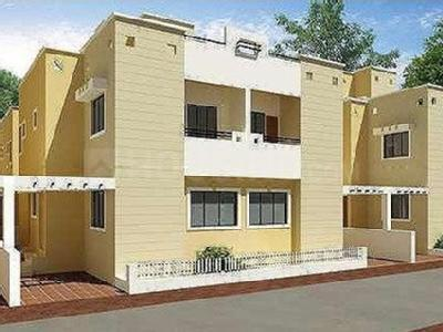 Gallery Cover Image of 1692 Sq.ft 3 BHK Independent House for rent in Bopal for 18000