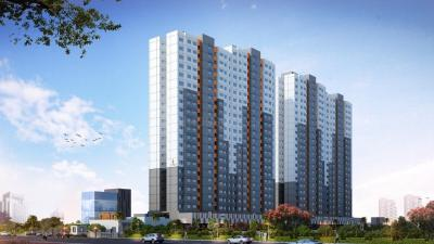 Gallery Cover Image of 901 Sq.ft 2 BHK Apartment for buy in Hinjewadi for 4800000