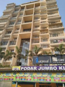 Gallery Cover Image of 1655 Sq.ft 3 BHK Apartment for buy in Ulwe for 14500000
