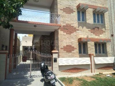 Gallery Cover Image of 2400 Sq.ft 4 BHK Independent House for buy in Vivekananda Nagar for 13000000