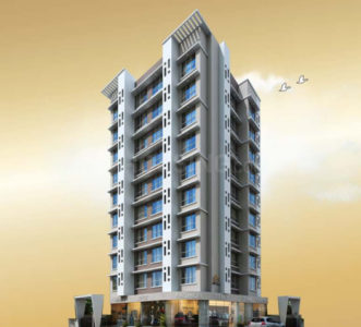 Gallery Cover Image of 395 Sq.ft 1 BHK Apartment for buy in DGS Sheetal Trimurti, Goregaon East for 10028600