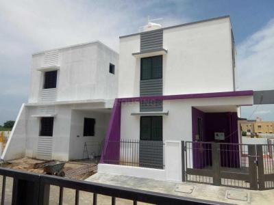 Gallery Cover Image of 1100 Sq.ft 3 BHK Villa for buy in Nemilicheri for 4499000