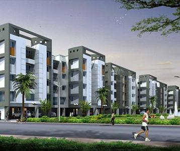 Gallery Cover Image of 525 Sq.ft 1 BHK Apartment for buy in Poonamallee for 2279712
