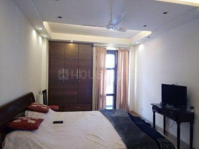 Gallery Cover Image of 970 Sq.ft 2 BHK Independent House for rent in Greater Kailash for 90000