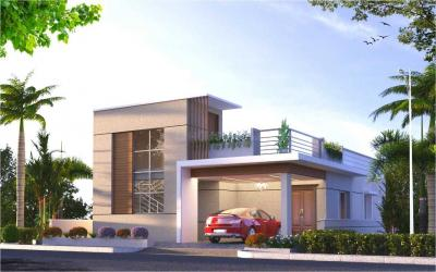 Gallery Cover Image of 1030 Sq.ft 2 BHK Independent House for buy in Shamirpet for 3900000