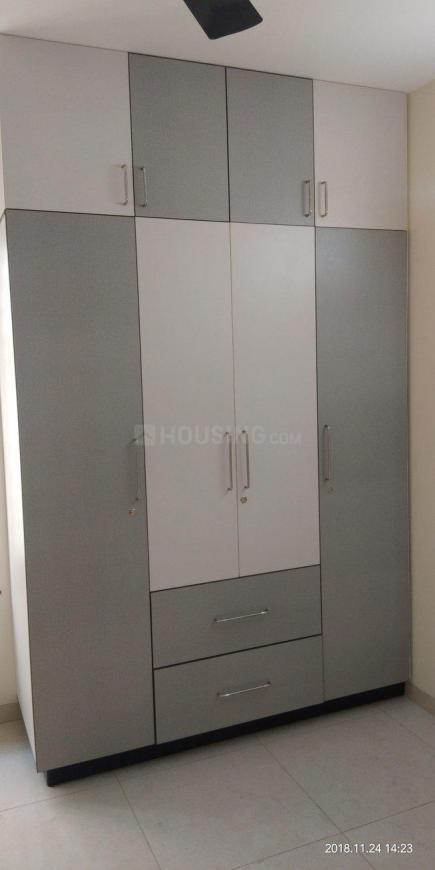 Bedroom Image of 1150 Sq.ft 2 BHK Apartment for rent in Iyyappanthangal for 21000