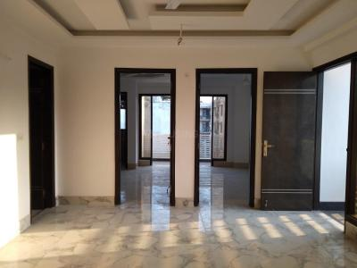 Gallery Cover Image of 1100 Sq.ft 3 BHK Independent Floor for rent in Chhattarpur for 19000