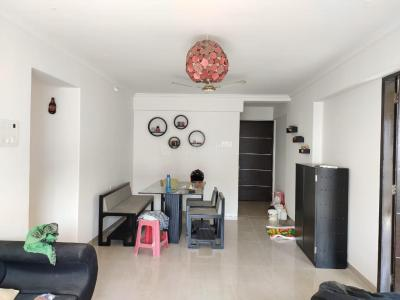 Gallery Cover Image of 1125 Sq.ft 3 BHK Apartment for rent in Joy Valencia, Jogeshwari East for 58000