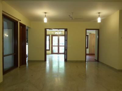 Gallery Cover Image of 4500 Sq.ft 3 BHK Independent Floor for rent in Soami Nagar for 120000