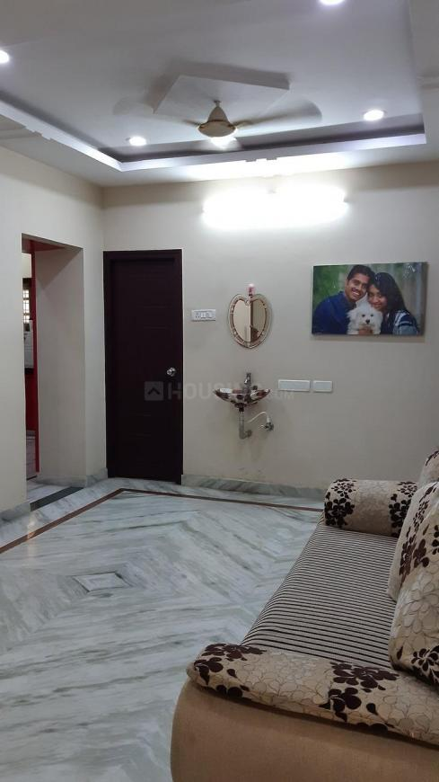 Living Room Image of 1300 Sq.ft 2 BHK Independent Floor for rent in Nagole for 13000