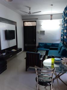 Gallery Cover Image of 1670 Sq.ft 1 BHK Apartment for rent in Crossings Republik for 9000