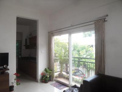 Gallery Cover Image of 600 Sq.ft 1 BHK Apartment for rent in Koramangala for 31000