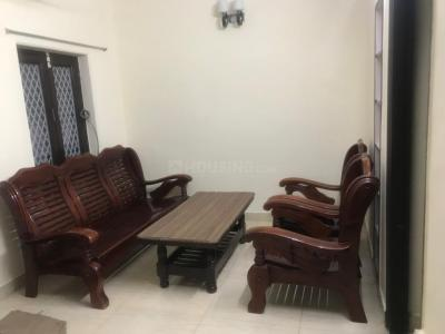 Gallery Cover Image of 356 Sq.ft 1 BHK Independent Floor for rent in Vasant Vihar for 18000