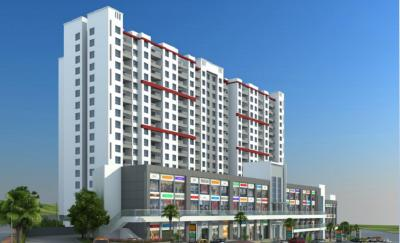 Gallery Cover Image of 955 Sq.ft 2 BHK Apartment for buy in Mont Vert Kingstown Sector 1 Residential Wings, Bhugaon for 4900000