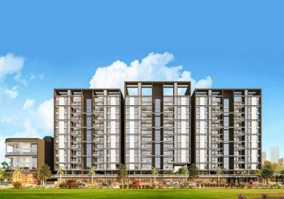 Gallery Cover Image of 996 Sq.ft 2 BHK Apartment for buy in Ravet for 4950000