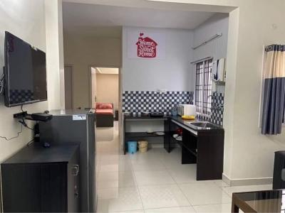 Kitchen Image of Truliv in Nungambakkam