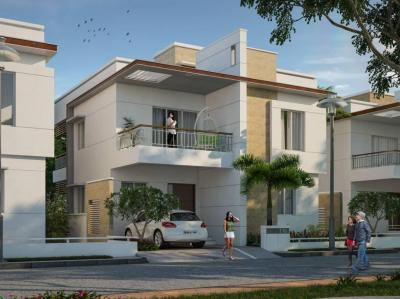 Gallery Cover Image of 2038 Sq.ft 3 BHK Villa for buy in Malikdanguda for 12000000
