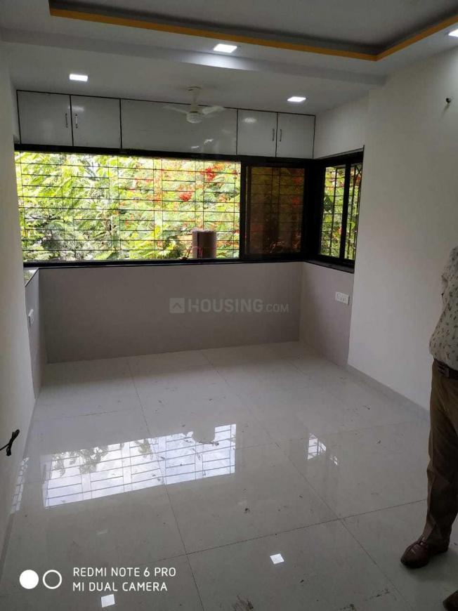 Living Room Image of 600 Sq.ft 1 BHK Apartment for rent in Andheri East for 37000