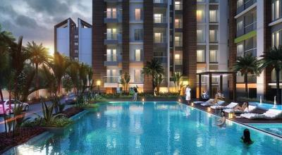 Gallery Cover Image of 670 Sq.ft 2 BHK Apartment for buy in Barrackpore for 1909500