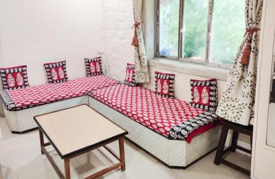 Gallery Cover Image of 550 Sq.ft 1 BHK Apartment for rent in Thane West for 26700