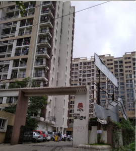 Gallery Cover Image of 990 Sq.ft 3 BHK Apartment for rent in Kasarvadavali, Thane West for 23000