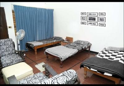 Bedroom Image of Da Comforts PG in RMV Extension Stage 2