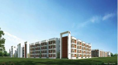 Gallery Cover Image of 599 Sq.ft 1 BHK Apartment for buy in Prestige Courtyards, Sholinganallur for 4200000