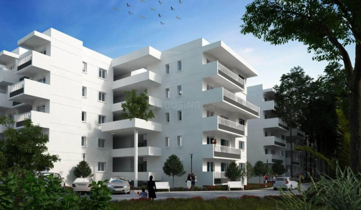 Brochure Image of 605 Sq.ft 1 BHK Apartment for buy in Gattahalli for 3500000