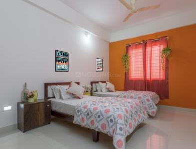 Gallery Cover Image of 400 Sq.ft 1 RK Apartment for rent in Electronic City for 8000