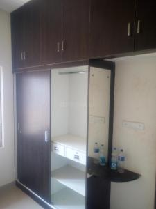 Gallery Cover Image of 800 Sq.ft 2 BHK Independent House for rent in Thanisandra for 13000