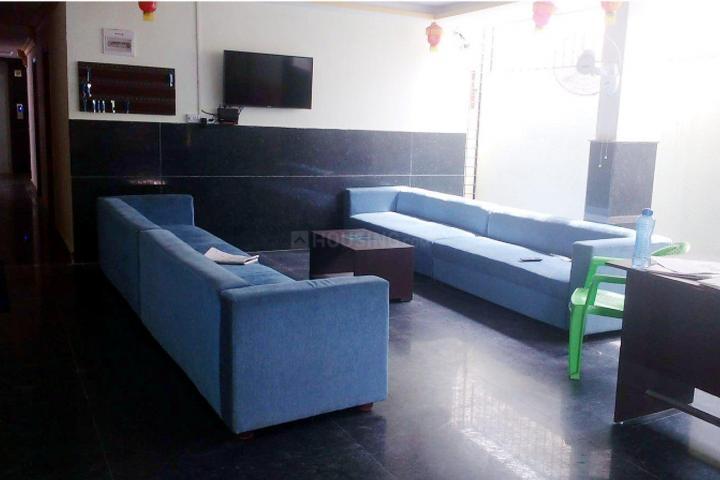 ब्रुकफील्ड में सिवा राम पीजी में लिविंग रूम की तस्वीर