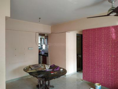 Gallery Cover Image of 1350 Sq.ft 3 BHK Apartment for rent in Kopar Khairane for 38000