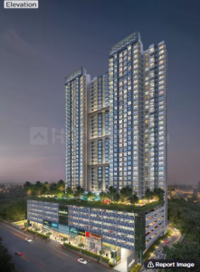Gallery Cover Image of 875 Sq.ft 2 BHK Apartment for buy in Wadhwa TW Gardens, Kandivali East for 15100000