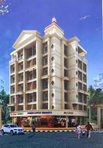 Gallery Cover Image of 930 Sq.ft 2 BHK Apartment for buy in Neelkanth Corner, Ulwe for 6500000