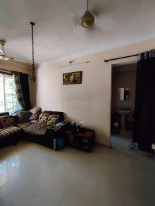 Gallery Cover Image of 635 Sq.ft 1 BHK Apartment for buy in Om Chaitanya Vishnu Tower, Kalyan West for 6200000