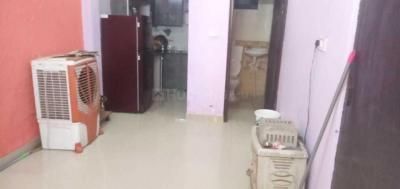 Gallery Cover Image of 390 Sq.ft 1 BHK Independent Floor for rent in DLF Ankur Vihar for 6000