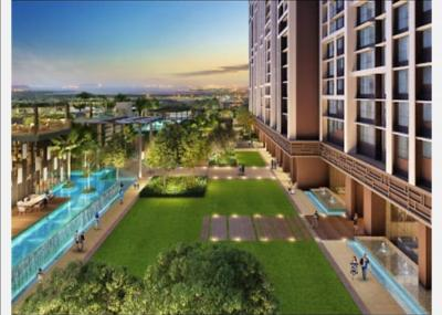 Gallery Cover Image of 780 Sq.ft 2 BHK Apartment for buy in Dosti Eastern Bay Phase 1, Wadala for 13700000