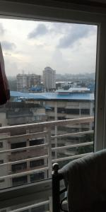 Balcony Image of PG Accommodation For Boys In Powai At 2bhk Apartment in Powai