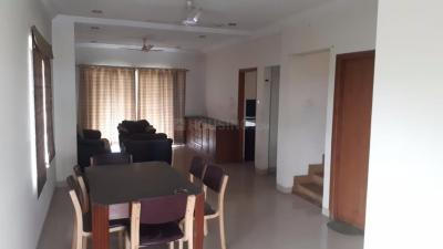 Gallery Cover Image of 3200 Sq.ft 4 BHK Villa for rent in Nizampet for 30000
