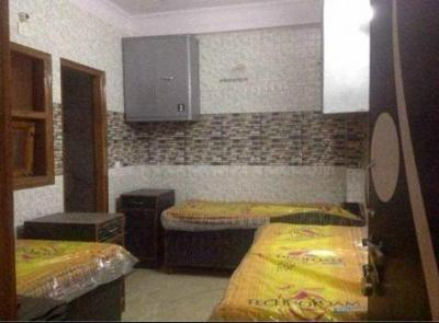 Bedroom Image of Sai Homes Girls PG in Laxmi Nagar